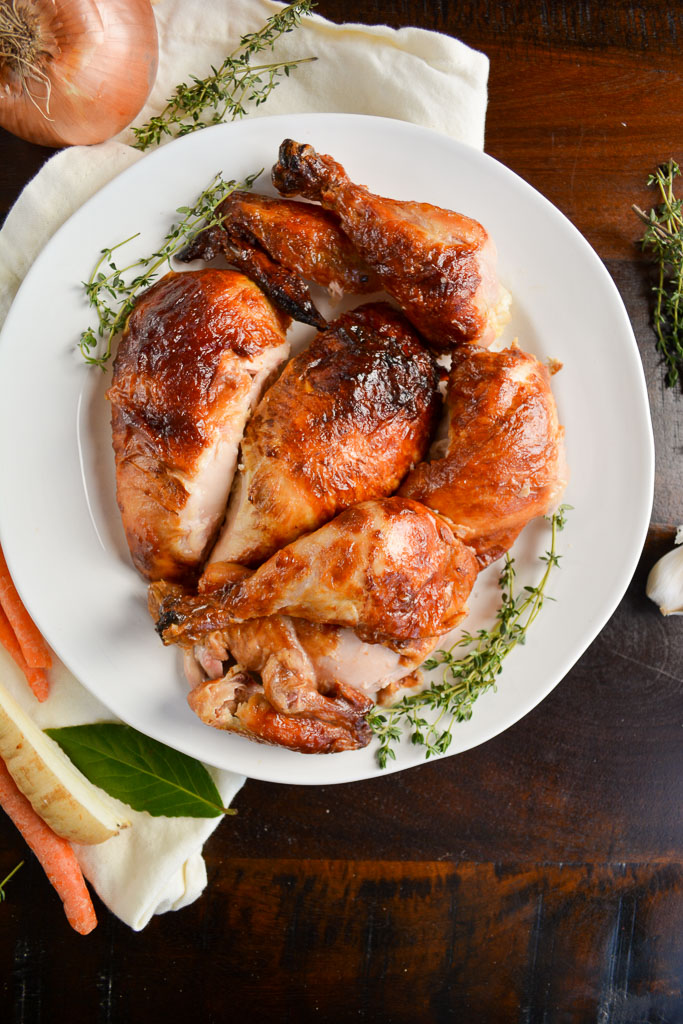 Rotisserie Chicken for Chicken and Vegetable Hand Pies