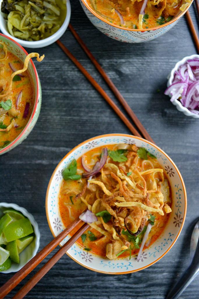 Khao Soi - Northern Thai Curry
