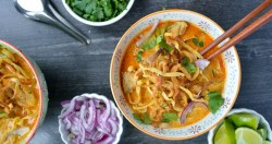 Khao Soi - Northern Thai Curry