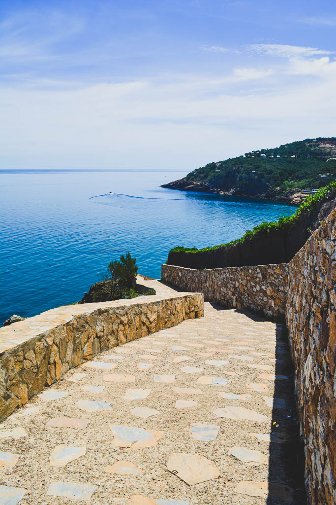 Coastal Path in Begur, Spain