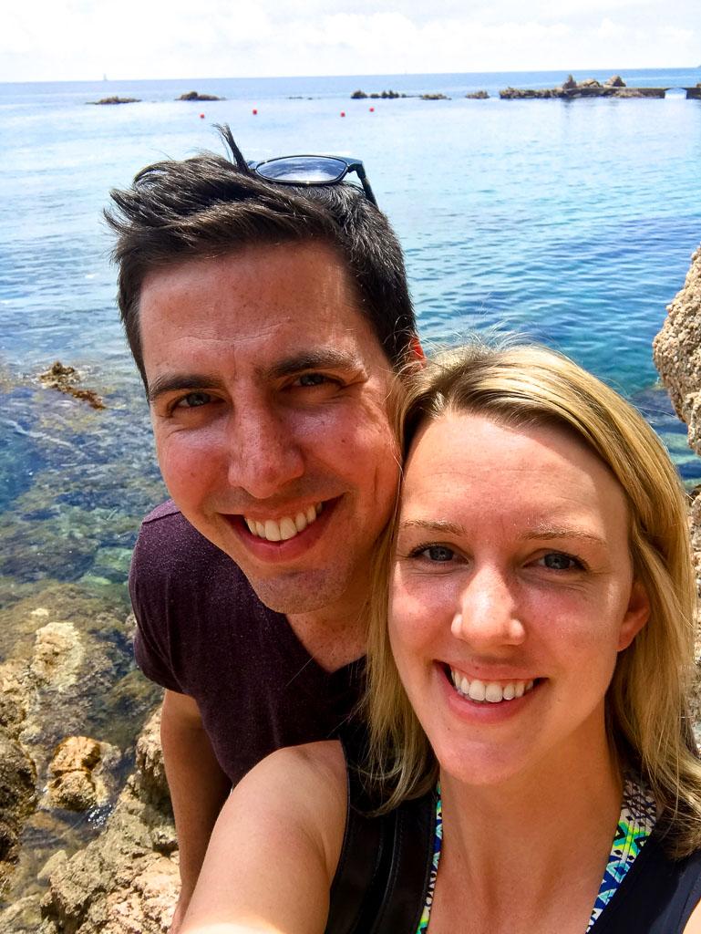 Hiking in the Costa Brava