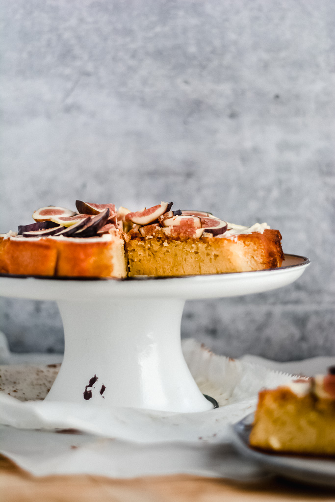 Ultra moist and rich olive oil cake