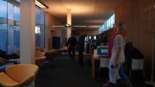 computer hallway
