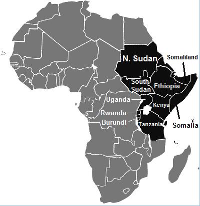 Image result for Eastern Africa