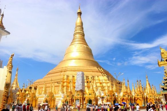 Burma tourist attractions
