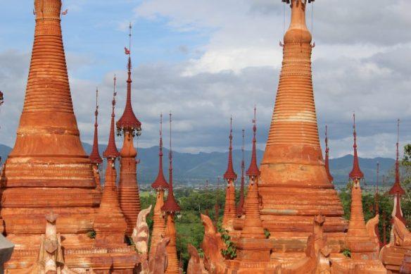 top tourist attractions in Myanmar