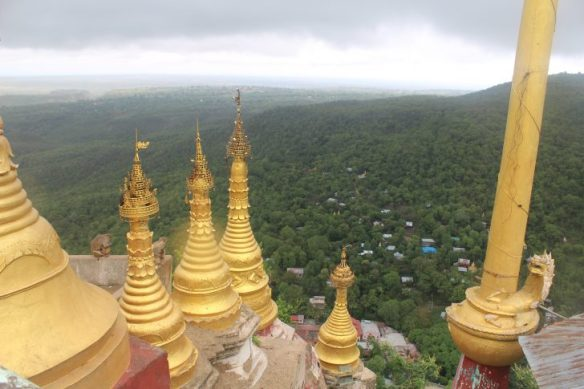 top tourist attractions in Burma