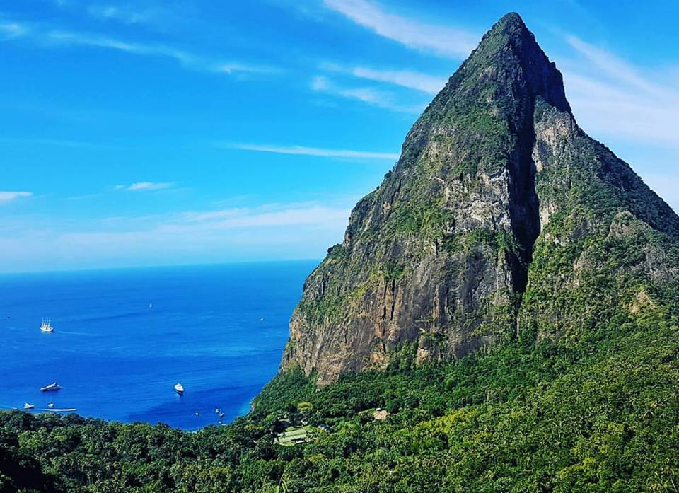 popular attractions in saint lucia