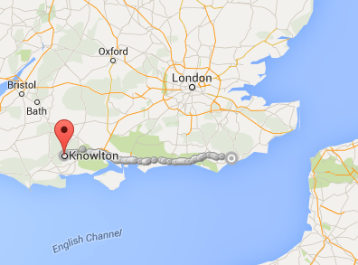 Knowlton Dorset