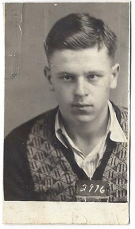 Charles Paul Thompson age 14