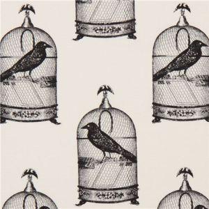 Bird in Cage Pattern