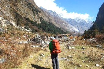 Trek through Langtang Valley