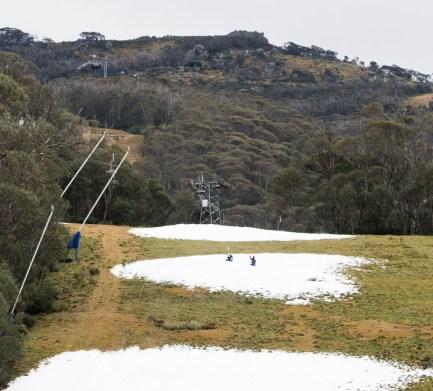 Snowboarding Thredbo, Australia, skiing, mountains