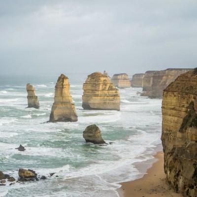 12 Apostles, twelve apostles, great ocean road, victoria australia, road trip