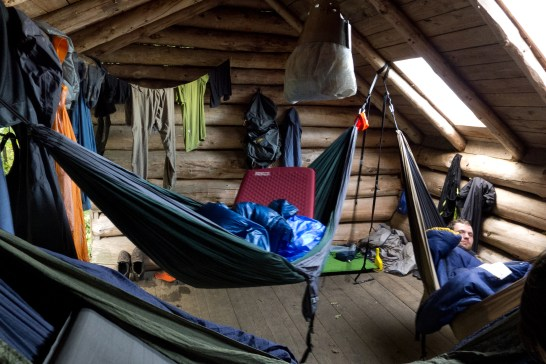 Roundtop Shelter
