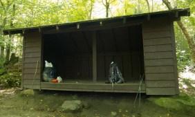 Sucker Brook Shelter