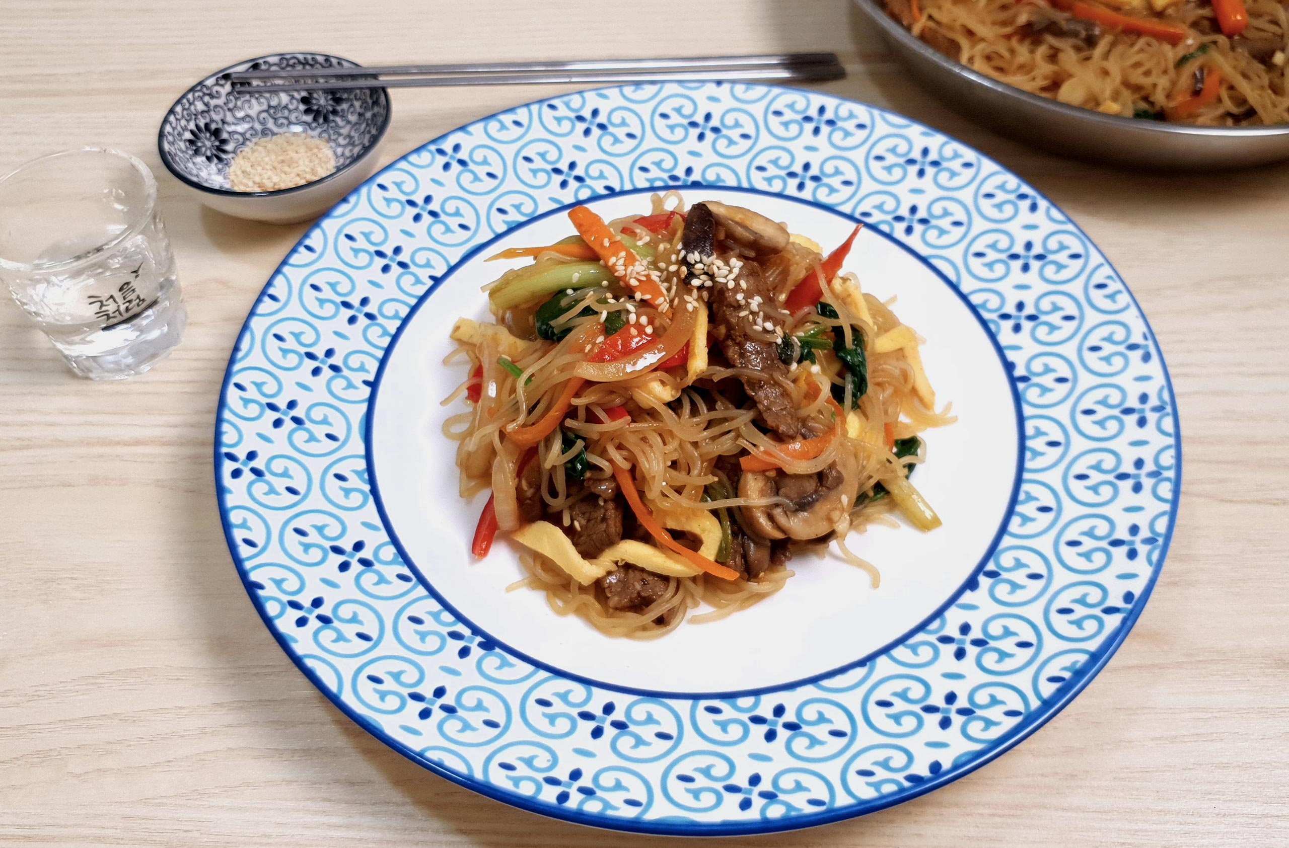 Korean Japchae