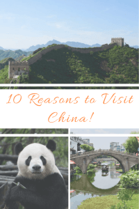 Thinking about visiting the Far East? Discover 10 reasons why I think you should visit China