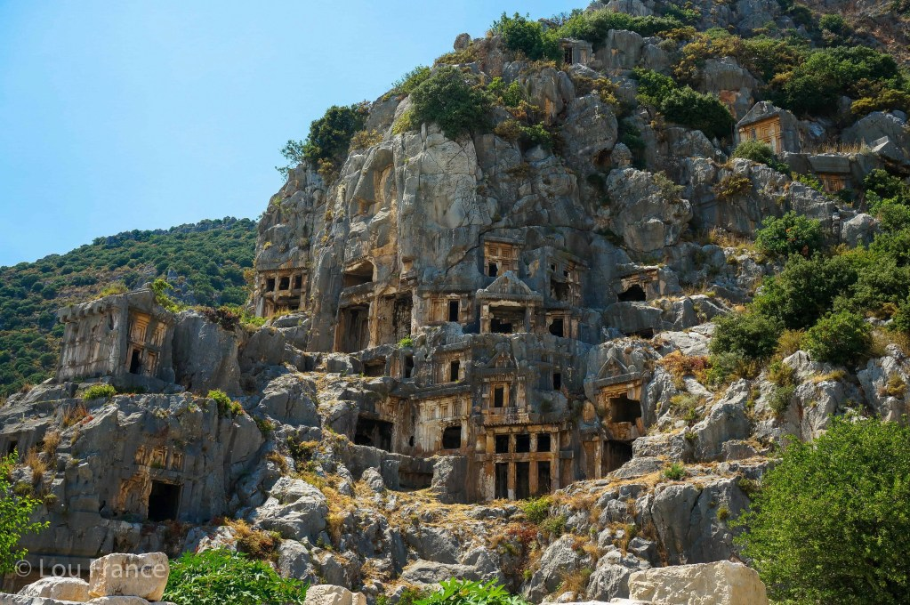 A day trip from Kas to Myra