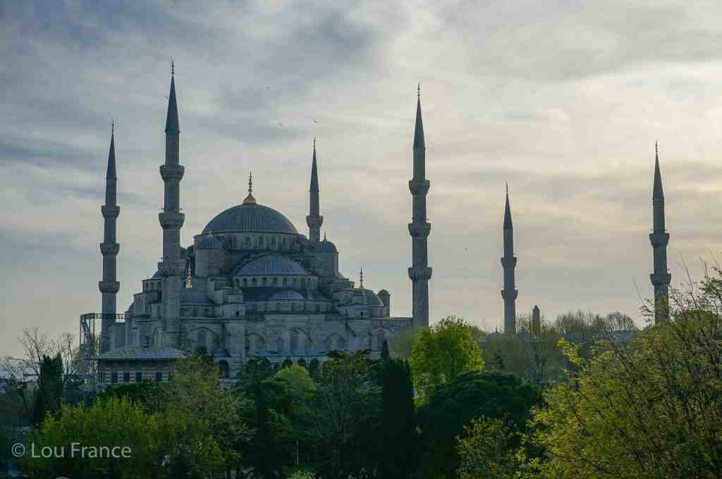 Blue Mosque in Istanbul, one ofTurkey's top destinations