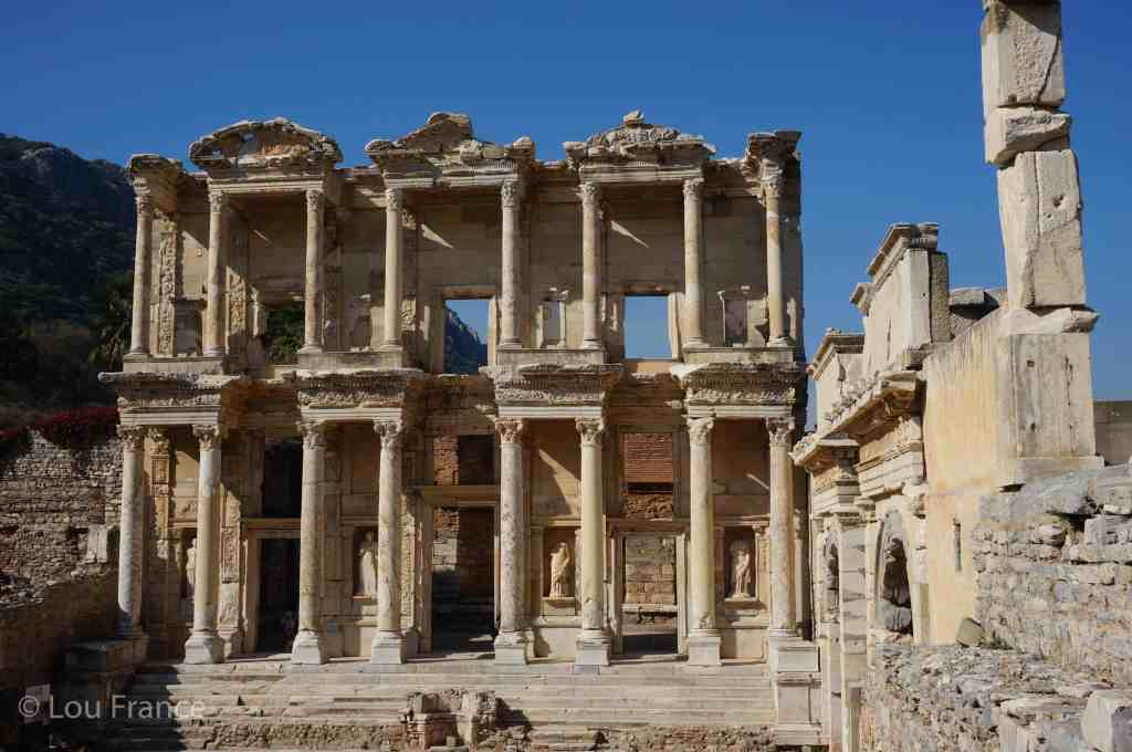 Ephesus is a top Turkey destination