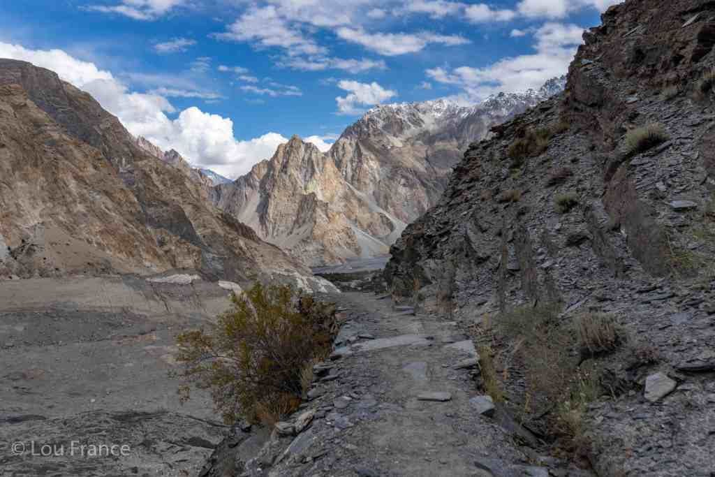 Spectacular trekking is a top reason to visit Pakistan