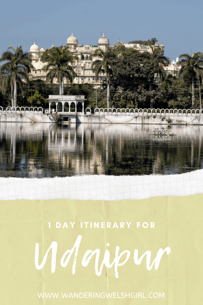 This is your perfect 1 day in Udaipur itinerary. Udaipur is known as the CIty of Lakes and is a must visit for any trip to Rajasthan, India.