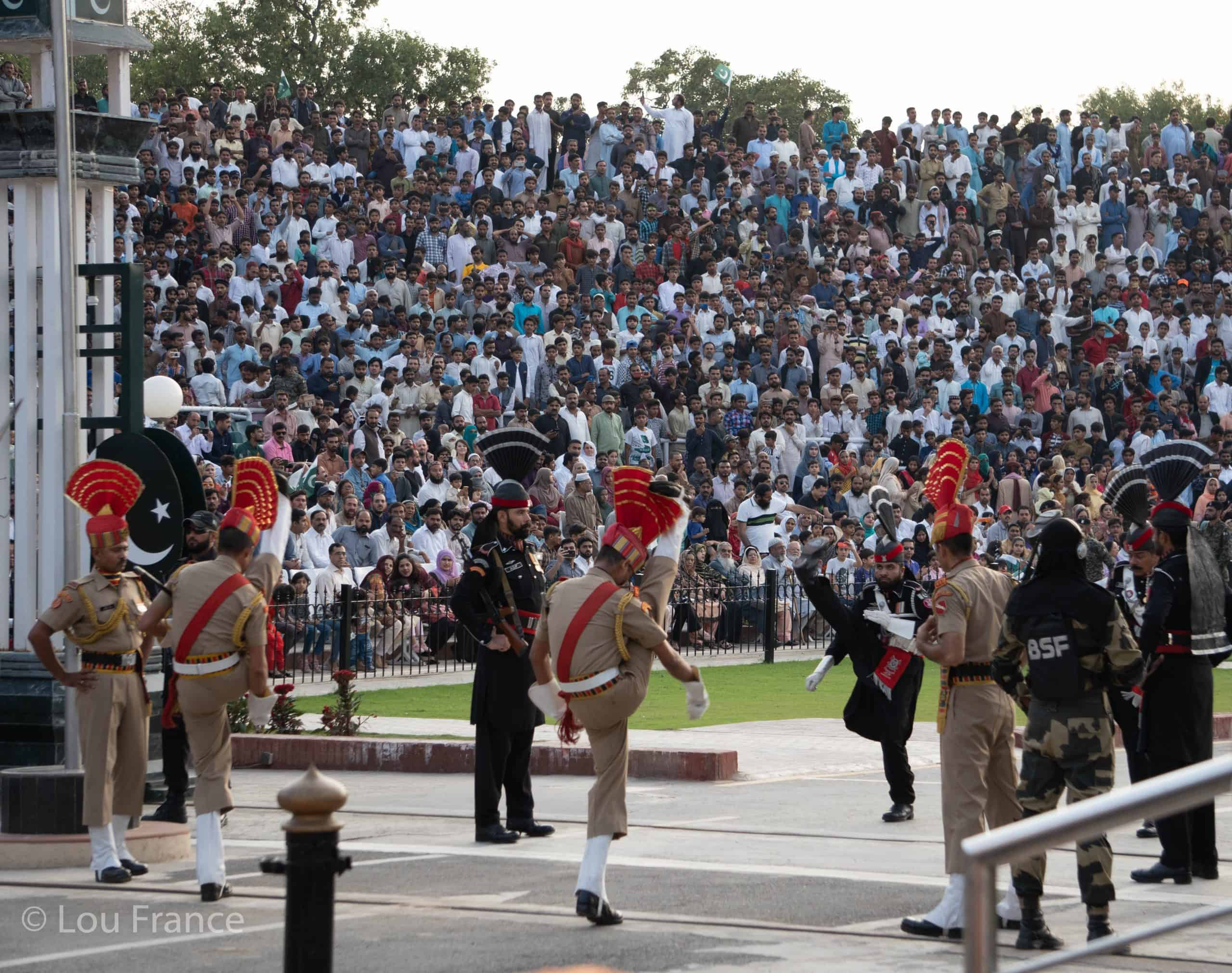 How to visit the Wagah Border Ceremony
