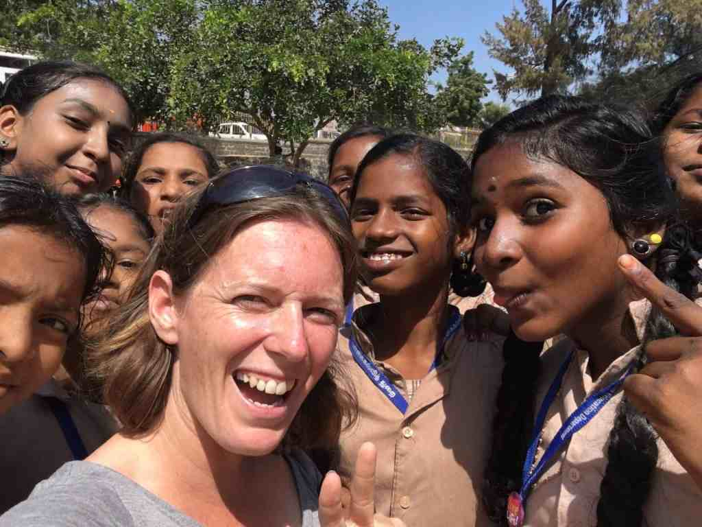 India survival guide 101 - embrace the selfie!