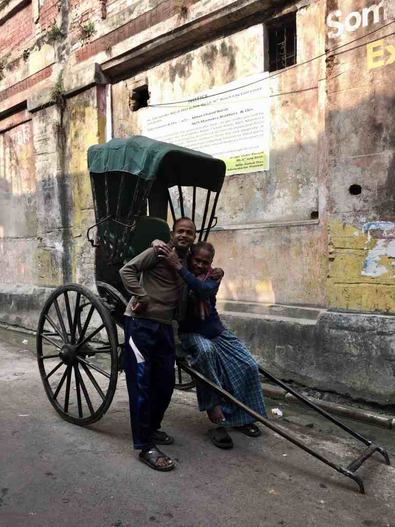 Be prepared for some rickshaw hassle on your India travels. This is part of the India survival guide.