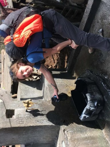 When hiking in Nepal as I did you need the best filtered water bottle