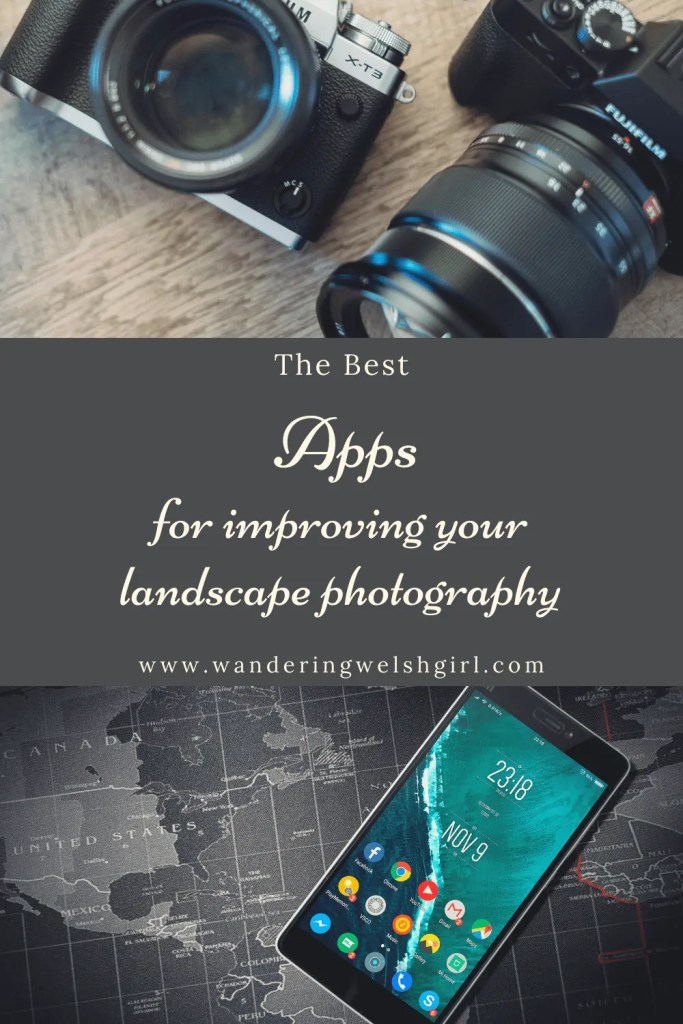 A guide to the best apps for landscape photographers. I provide information on the best and most useful photography apps available in 2020 to help you shoot like a boss!