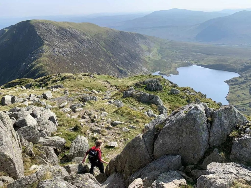 Pen yr Ole Wen is one of the best Snowdonia walks