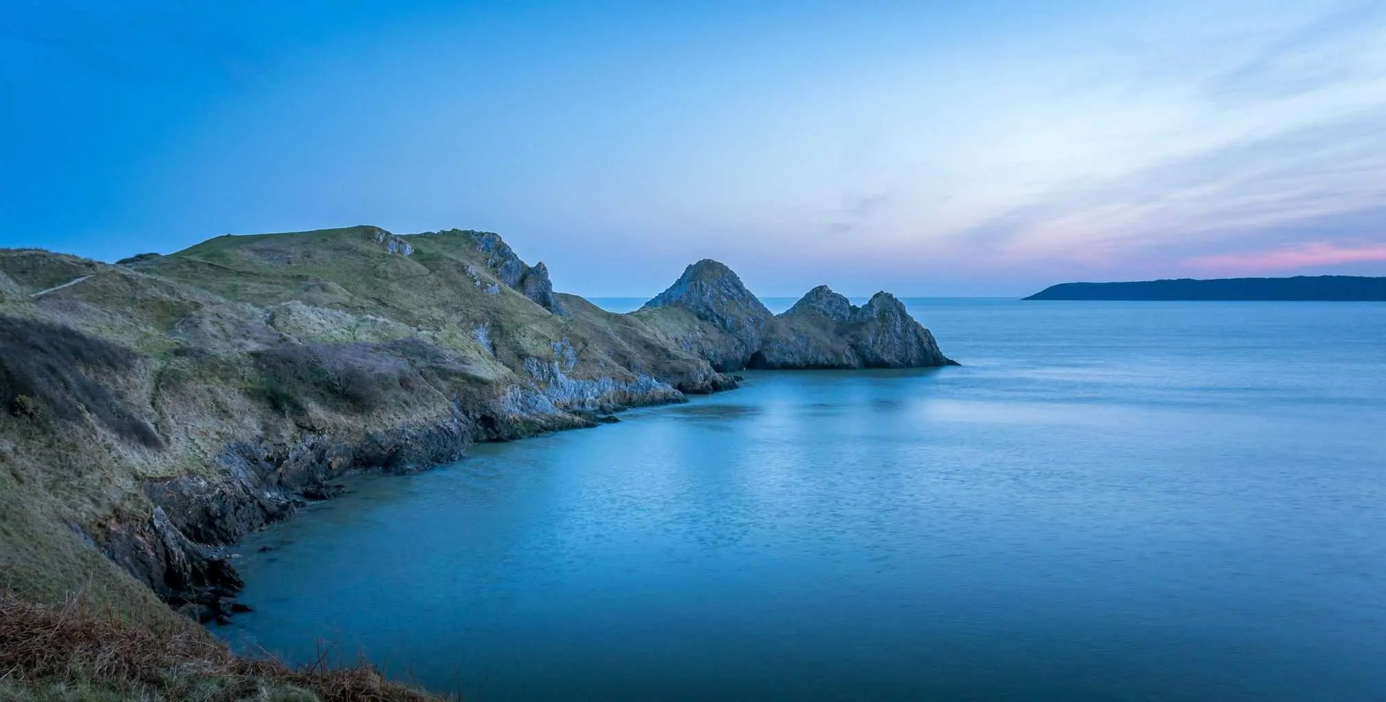 5 Beautiful Walks In The Gower