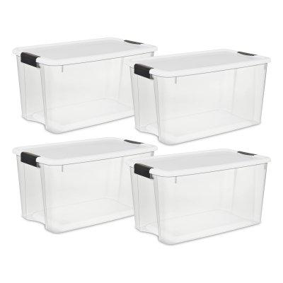 Sterilite 70-quart ultra latch box