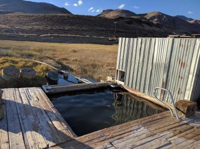 Alvord Hot Springs