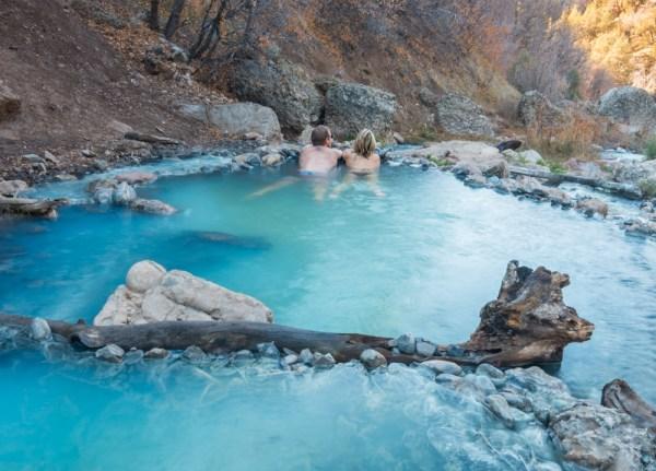Fifth Water Hot Springs (Utah, USA)