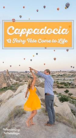 Cappadocia: A Fairy Tale Come to Life by Wandering Wheatleys