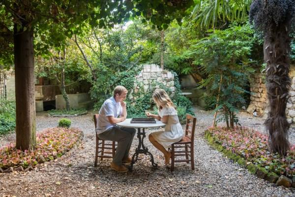 Games in the Garden by Wandering Wheatleys