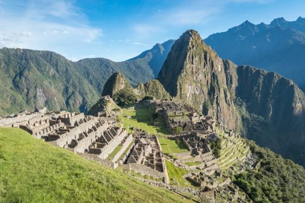 Machu Picchu, Peru by Wandering Wheatleys