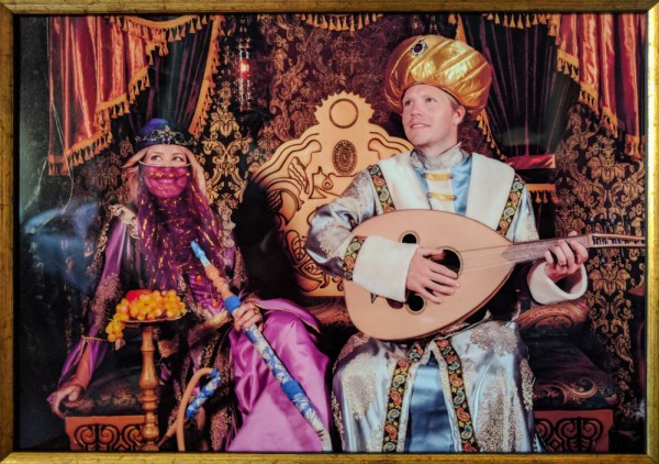 Sultan Photo Shoot