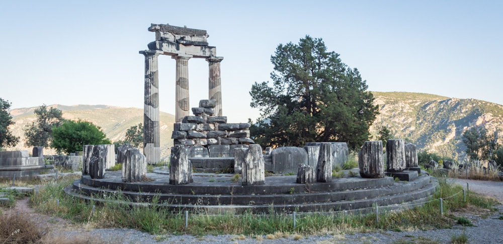 tholos-athena-pronaia-ruins-delphi-greece