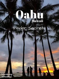 Insider Tips for Oahu, Hawaii by Wandering Wheatleys