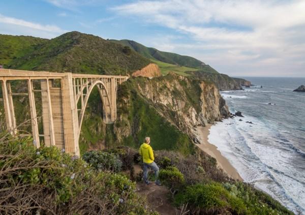 Bixby Creek Bridge, Big Sur, California by Wandering Wheatleys
