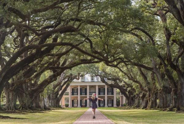 Oak Alley Plantation, Louisiana by Wandering Wheatleys