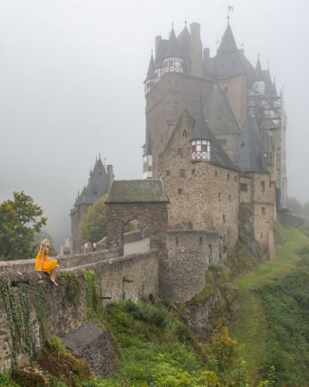 Berg Eltz castle, Germany by Wandering Wheatleys