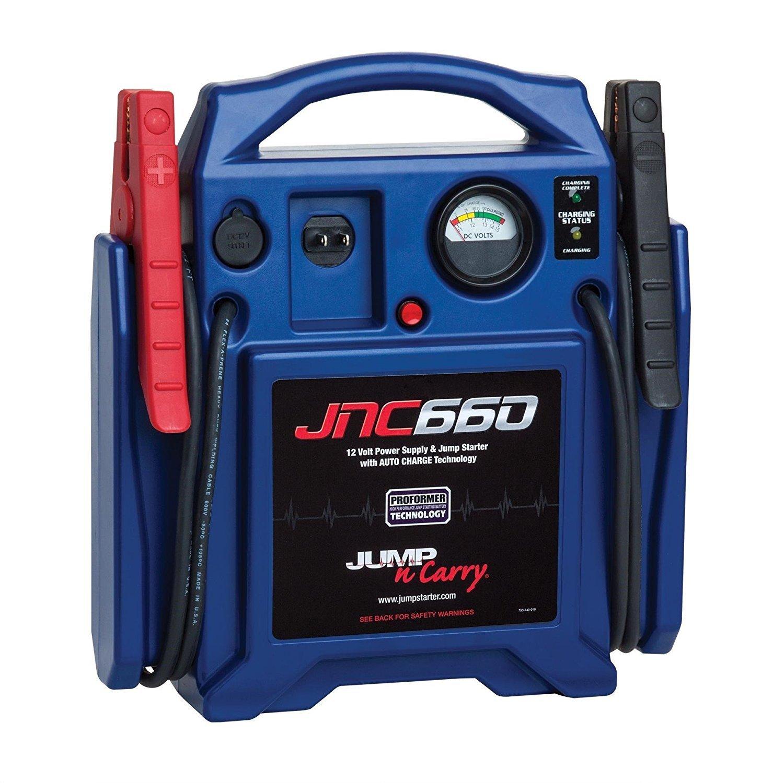 Jump-N-Carry Battery Jump Starter