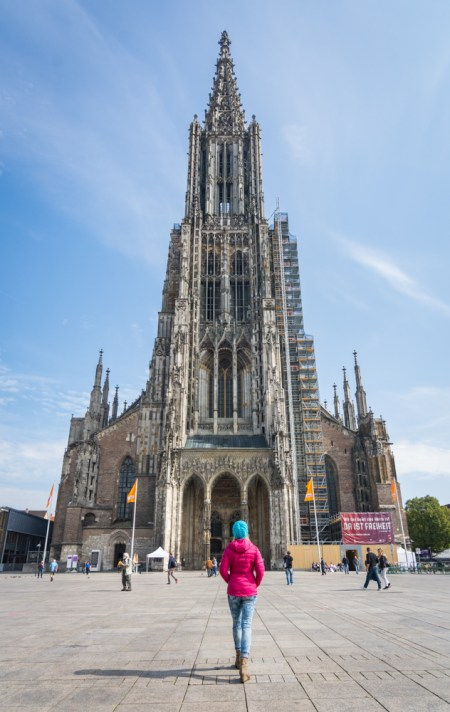 Ulm Minster Church, Ulm, Germany by Wandering Wheatleys