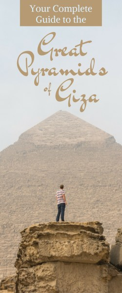 Guide to the Great Pyramids of Giza by Wandering Wheatleys