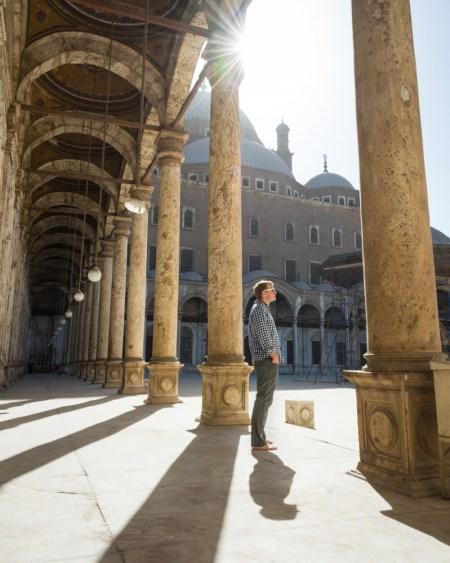 Mosque of Muhammad Ali, Cairo Citadel, Egypt by Wandering Wheatleys